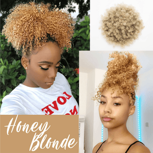 One Clip High Puff Ponytail