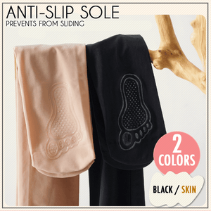 Anti-Hook Stretch-Fit Shaping Tights