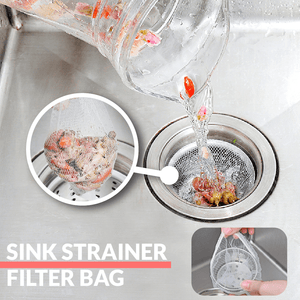 Sink Strainer Filter Bag (100 pcs)