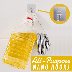 All-Purpose Nano Hooks
