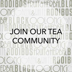 join our tea community