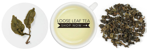 shop our loose leaf tea collection