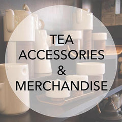 tea accessories and merchandise