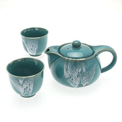 Zamami Blue Tea Set