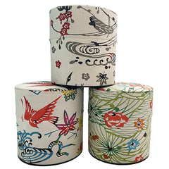 Japanese Washi Paper Avian Seasons