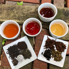Tea Tasting Sampler: Black Tea Classics