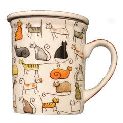 Cat or Dog Infuser Mug