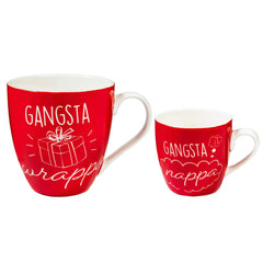 Gangsta Wrappa Gift Set