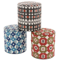 Japanese Washi Paper Geometric Tins