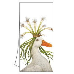 Tea Towels: Whimsical Barnyard Animals