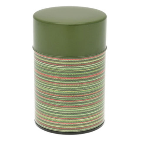 Striped Tins