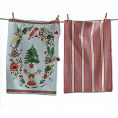 Festive Tea Towels