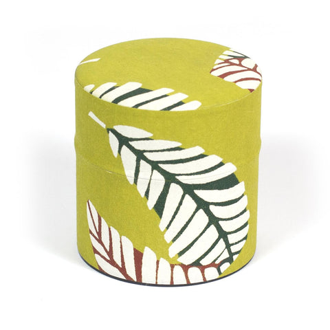 Japanese Washi Paper Earth Tins