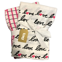 Love Towel Set