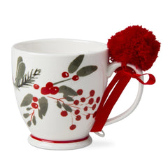 Red Berries Mug
