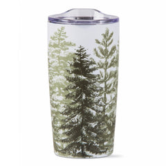 Evergreen Trees Tumbler