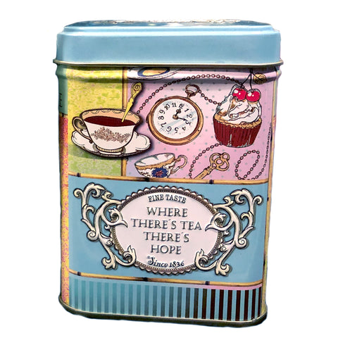 """Where There's Tea, There's Hope"" Tin"