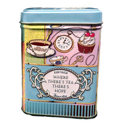 Where There's Tea, There's Hope Tin