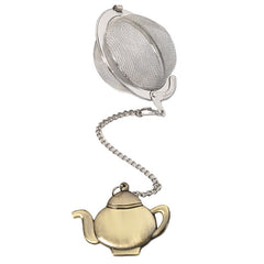 Teapot Tea Ball