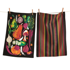Autumn Tea Towels