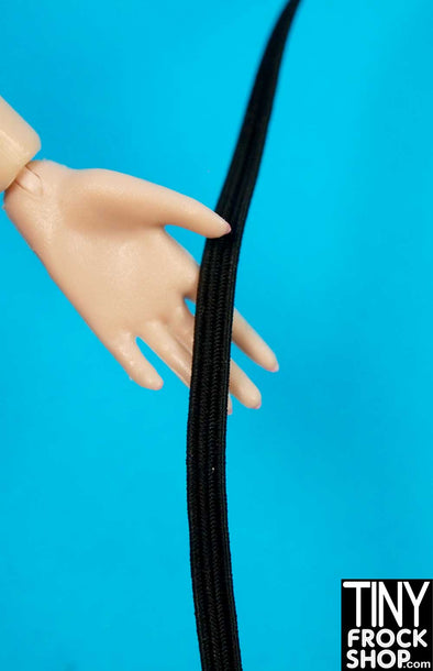 "Barbie 1/8"" Flat Elastic - 1 Foot"