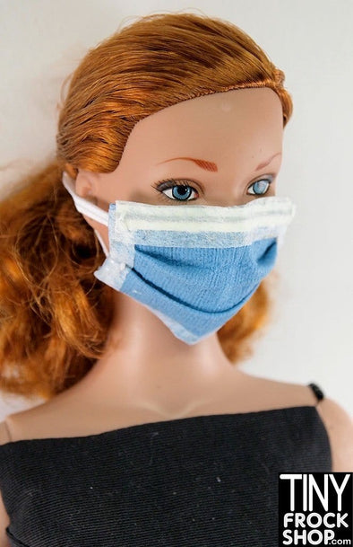 16 Inch Doll Surgical Covid Mask By Pam Maness