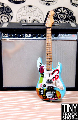 Barbie Fender Deluxe Amplifier