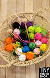 Barbie Nonnas Handmade Yarn Balls By Ash Decker - More Colors - TinyFrockShop.com