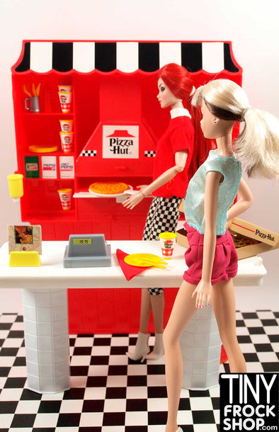 Barbie Pizza Party! Skipper Pizza Hut 1995 Playset
