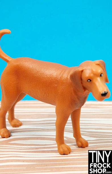 Barbie or Ken Avastars Golden Labrador Dog - TinyFrockShop.com