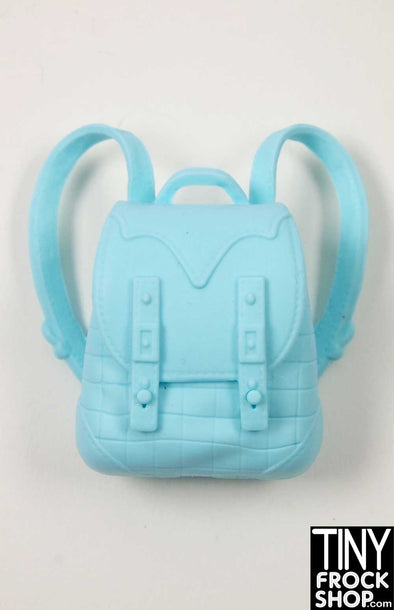 Barbie Blue Backpack - TinyFrockShop.com