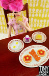 Barbie Breakfast Foods Set - New - TinyFrockShop.com