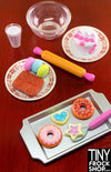 Barbie Mega Baking Food Set - New - TinyFrockShop.com