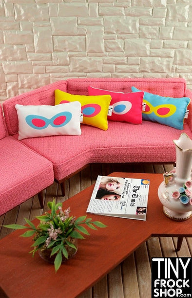 Barbie Sunglass Pillows by Dress that Doll - More Colors!