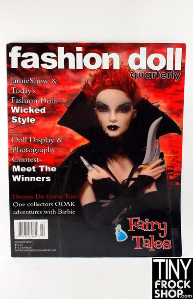 Fashion Doll Quarterly Magazine - Summer 2012
