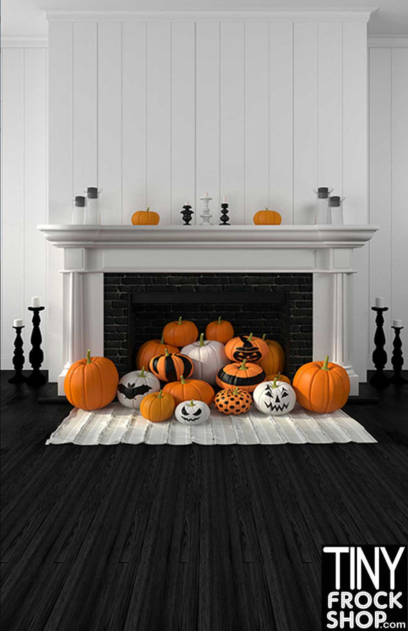 Barbie Photography Backdrop - Standard - Halloween Hearth HA-187
