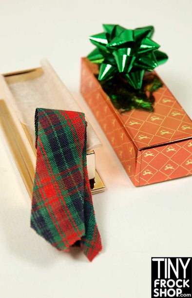 Barbie Holiday Gift With Men's Tie
