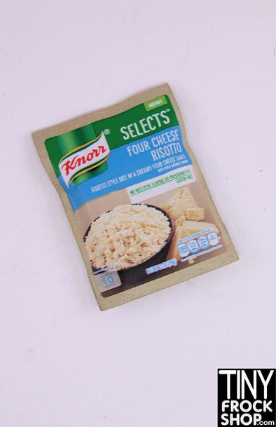 Zuru Mini Brands Knorr Itallian Sides Four Cheese Risotto