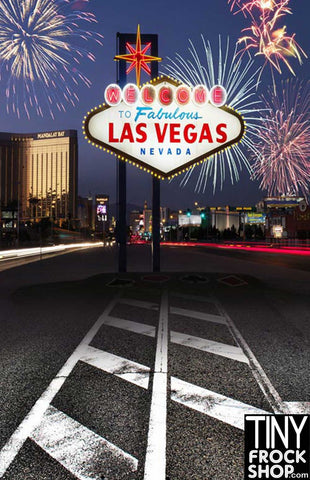 Barbie Photography Background - Las Vegas S-745