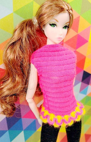 Barbie Vintage #1115 Talking Barbie Swim Top