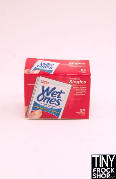 Zuru Mini Brands Wet Ones Pocket Size Singles