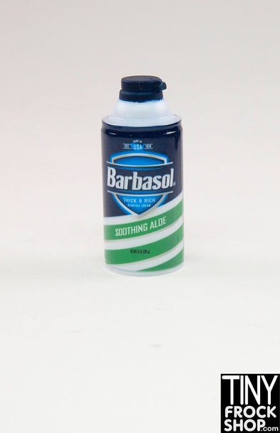 Zuru Mini Brands Barbasol Smoothing Aloe Shaving Cream - TinyFrockShop.com