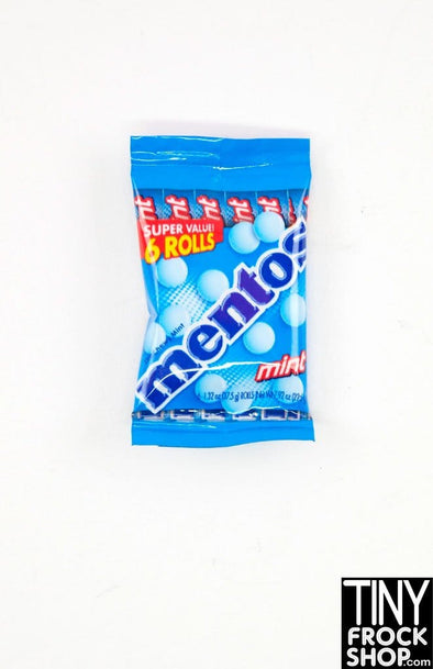Zuru Mini Brands Mentos Mint Rolls 6 Pack - TinyFrockShop.com