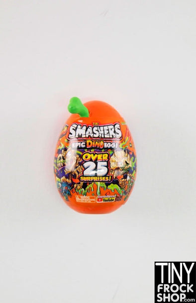 Barbie Zuru Toy Mini Brands Smashers Dino Egg