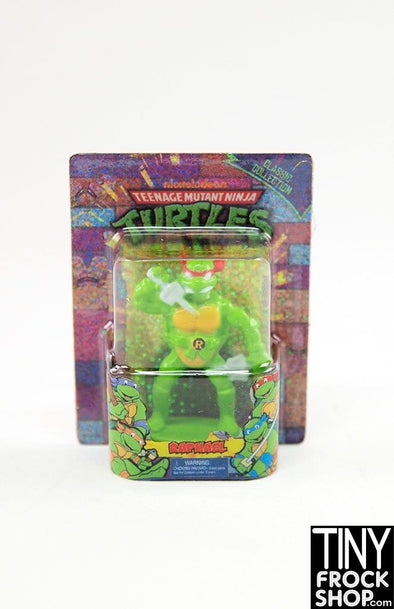 Barbie Zuru Toy Mini Brands Teenage Mutant Ninja Turtles Hologram Mini Raphael Figure