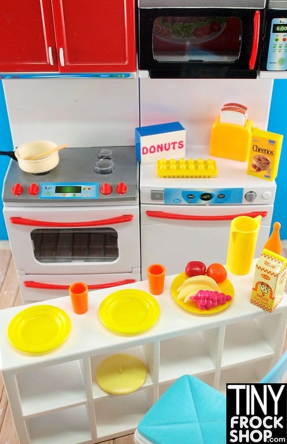 Barbie A Well Rounded Breakfast Set