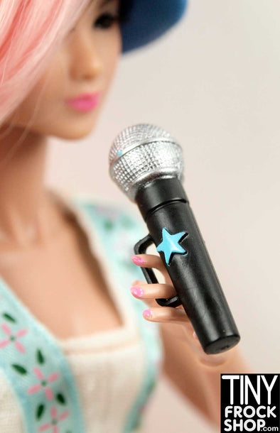 Barbie Avastars Microphone