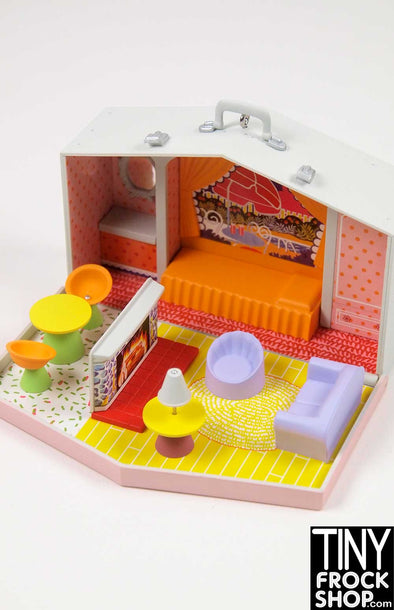 Barbie Mini Family Deluxe Dream House