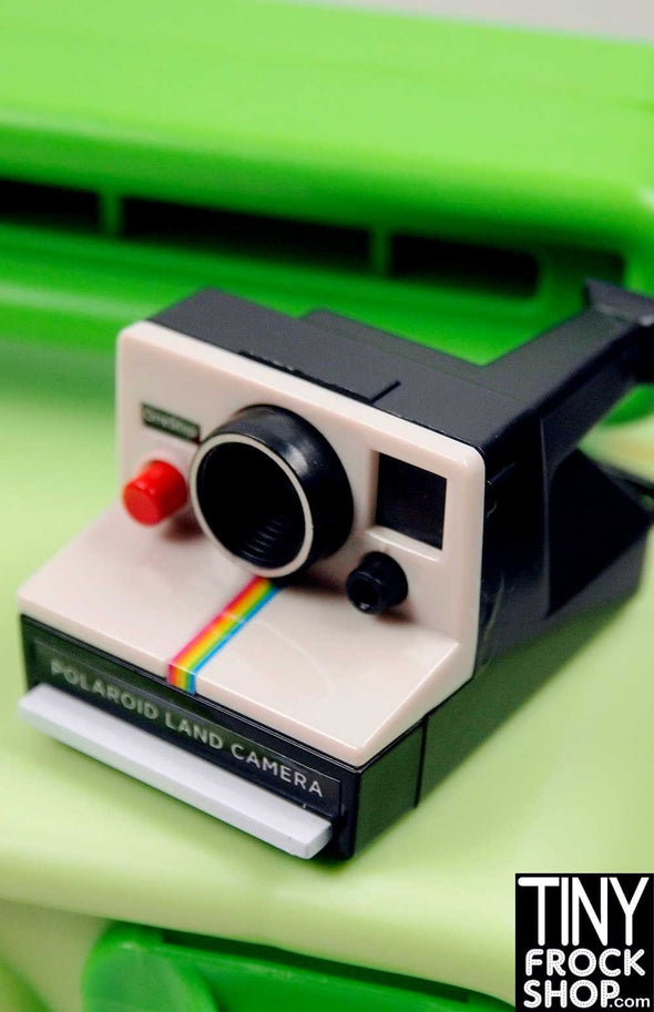 Barbie Worlds Coolest Polaroid Camera - SOUND and FILM! BACK IN STOCK!