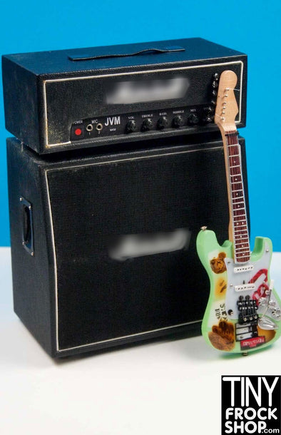 Barbie Double Guitar Amplifier - TinyFrockShop.com